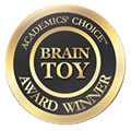 Academics' Choice Brain Toy Award